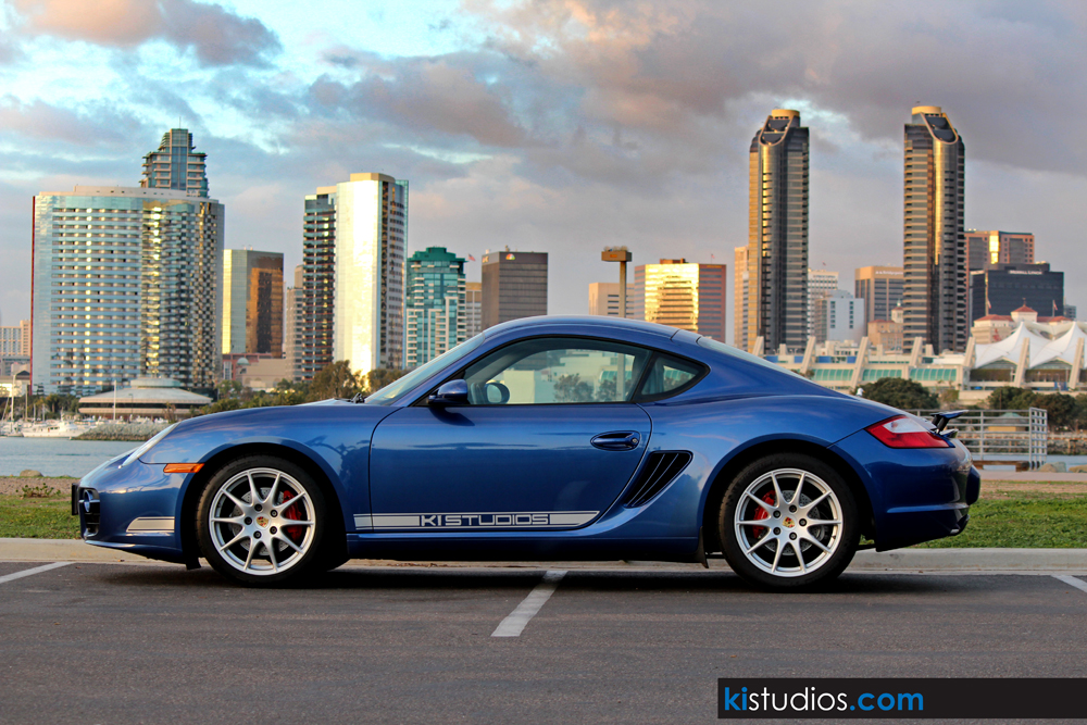 The Ki Studios 987 Cayman S Page 2