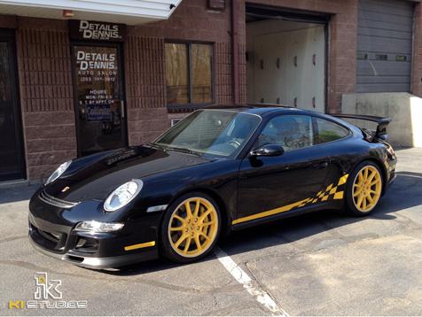 Side Decals On 997 Yes Or No Rennlist Porsche