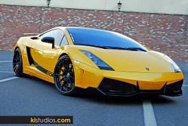 Lamborghini Gallardo Side Stripes