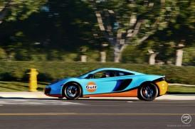 McLaren MP4-12C Gulf Wrap
