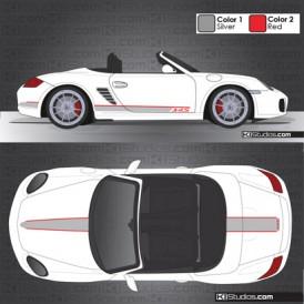 Porsche 987 Boxster Strip Kit 006