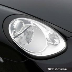 Porsche 987 Cayman-Boxster Headlight Trim