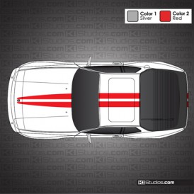 Porsche 944 Stripe Kit 003