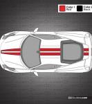 Ferrari 458 Scuderia Stripe Kit 002